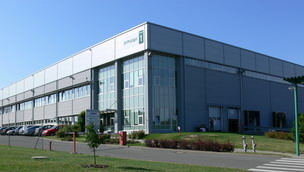 ASBIS Distribution Centre in Prague